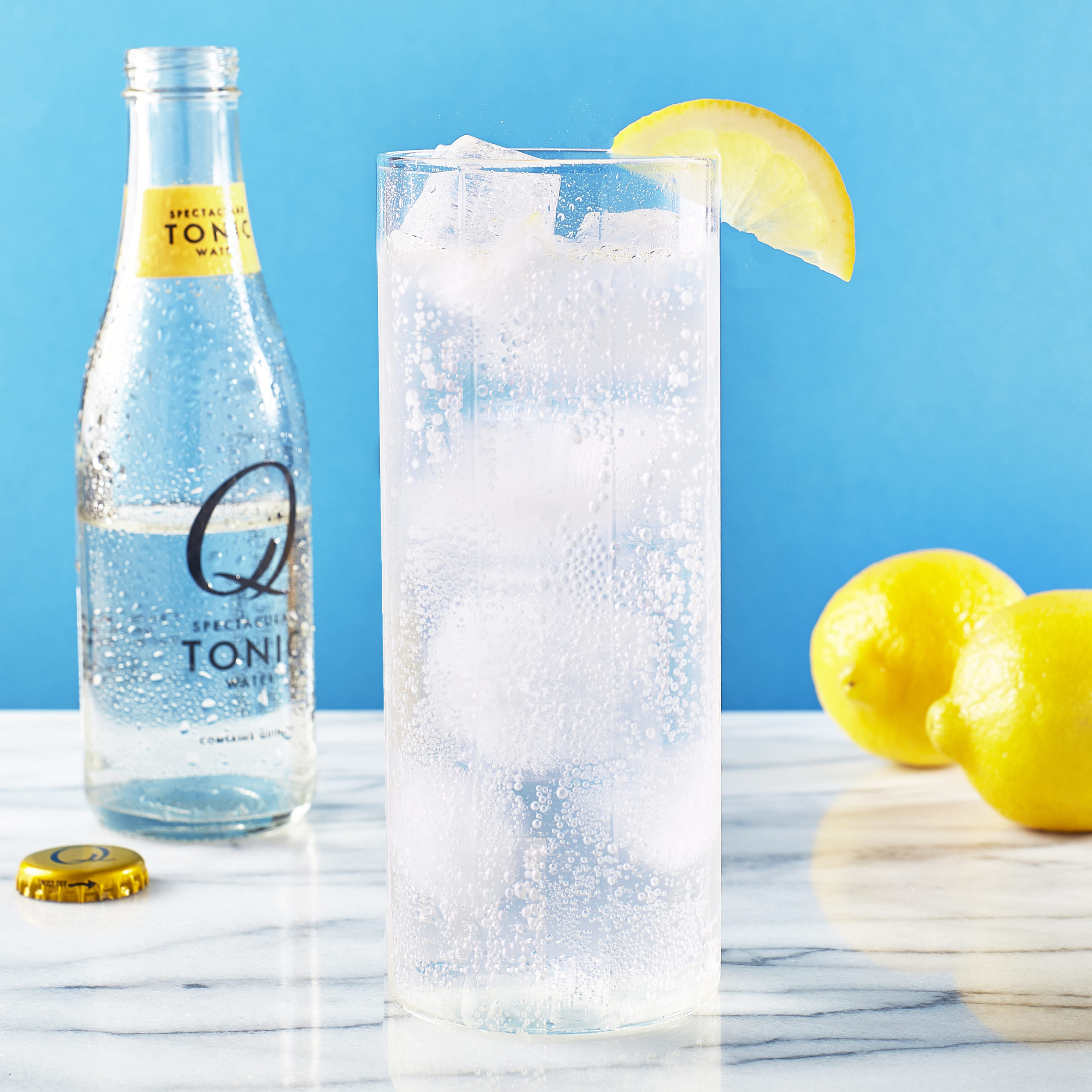 Spectacular Gin and Tonic