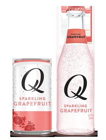 Sparkling Grapefruit